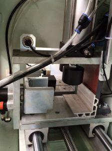 Aluminum Profile Auto Feeding Corner Key Cutting Aluminum Cutting Machine pictures & photos