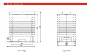 Lzzb9-36 Current Transformer Instrument Transformer pictures & photos
