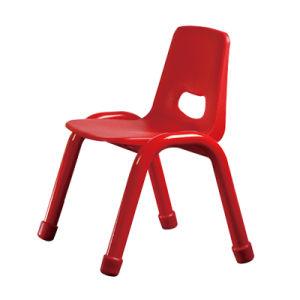 Stackable Kindergarten Plastic Chair of Kids Furniture pictures & photos