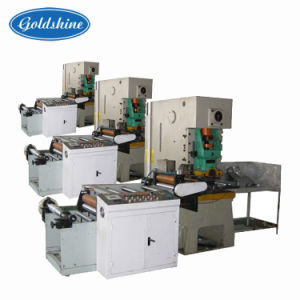 Production Line of Aluminium Foil Container Making Machine (JF21-80) pictures & photos