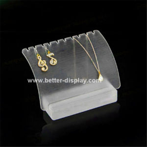 Acrylic Necklace Display Box/Case pictures & photos