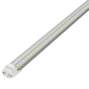 High Brightness Best Quality 4ft/5ft/6ft/8ft V Shape T8 LED Tube with CE RoHS UL ERP Dlc pictures & photos