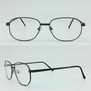 Simple But Nice Optical Frames Metal Glasses Reading Glasses pictures & photos