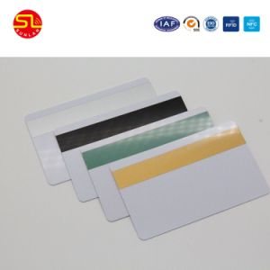 3000OE Plastic Magnetic Stripe PVC Card pictures & photos