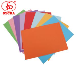 Polychrome Woodfree Paper From a Professional Provider pictures & photos