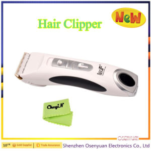 Wholesale Best Electric Rechargeable Battery Hair Trimmer pictures & photos