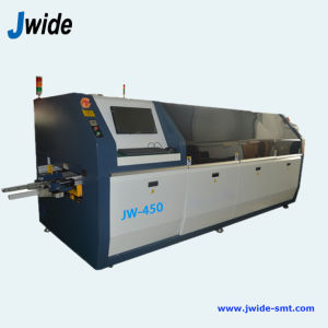 Mini Wave Solder Welding Machine for Ai Assembly Line pictures & photos