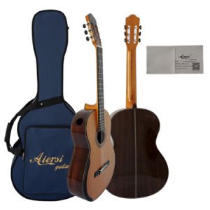 China Aiersi Brand High End Smallman Style Best Classical Guitar pictures & photos