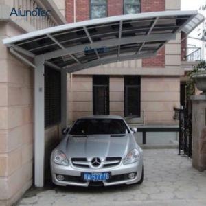 Waterproof Polycarbonate Sheet Single Carport pictures & photos