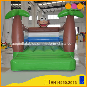 New Design PVC Material Jungle Monkey Inflatable Bouncer for Kids Toy (AQ02336-2) pictures & photos