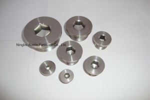 DIN908 Oil Plugs Hexagon Socket Screw pictures & photos