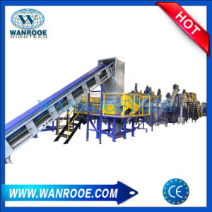 Waste Pet Plastic Recycling Machine pictures & photos