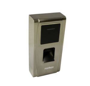 Network Waterproof IP65 Outdoor Metal Fingerprint Reader Time Attendance with Access Control pictures & photos