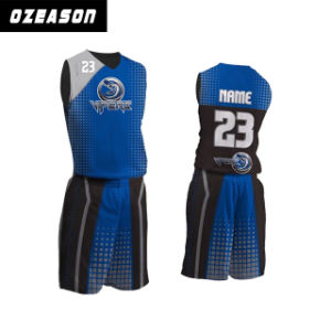 2016 Newest Design Factory Direct Unique OEM Basketball Uniform pictures & photos