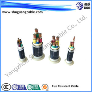 F46/FEP Insulated PVC Sheathed Armored Electric Power Cable pictures & photos