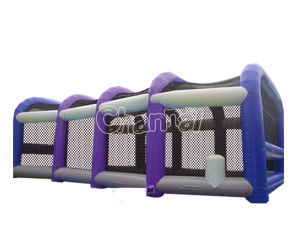Purple Inflatable 5K Obstacle Course Race Run for Adults Chob003 pictures & photos