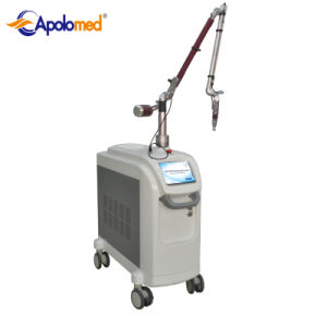 1064/532nm 300PS Picosecond Tattoo Removal Laser pictures & photos