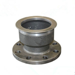 Shell Mould Casting Ductile Iron Pipe Flange pictures & photos