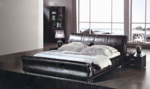 Leather Bed (WLNK-V90970#)