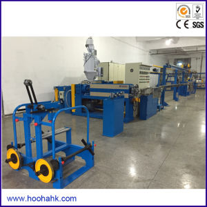 High Quality Wire Jacketing Extrusion Machine pictures & photos