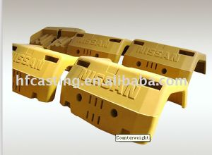 Sand Casting, Gray Iron Casting, Tractor Counter Weight pictures & photos