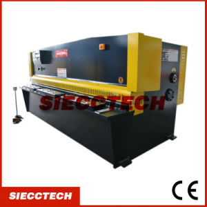 Metal Sheet Hydraulic Shearing Machine, QC12y Guillotine Shears with Md11 and E10 Controller pictures & photos