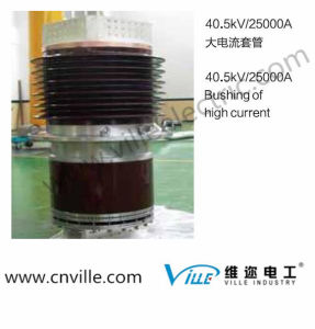 Bfw-40.5/25000-4 High-Current Transformer Bushing Used for Power Distribution pictures & photos