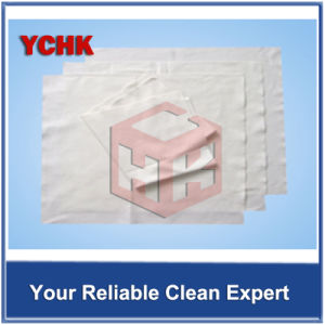 9 Inch Eco-friendly Cleanroom Class 100 Microfiber Printer Cleaning Wipes pictures & photos