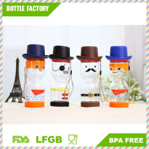 Customized Creative Plastic Bottle BPA Free pictures & photos