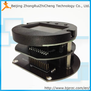 Vortex Flowmeter Milk Flow Meter in China Liquid Gas Steam pictures & photos