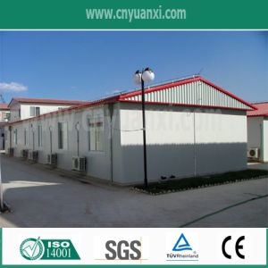 40m² Good Looking/Red Roof Prefabricated House