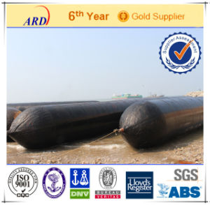 High Performance Salvage Marine Rubber Airbags for Lifting and Launching