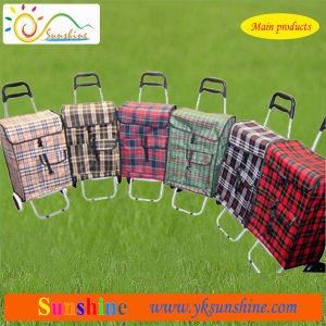 Rolling Shopping Bag (XY-411A) pictures & photos