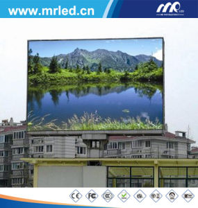 HD Outdoor LED Screen for Advertising pictures & photos