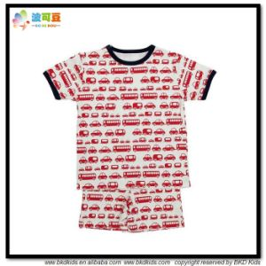 Organic Cotton Baby Wear OEM Baby Clothes Set pictures & photos