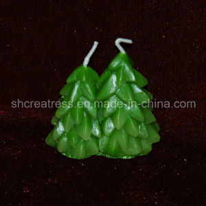 2015 New Type Christmas Tree Candle pictures & photos