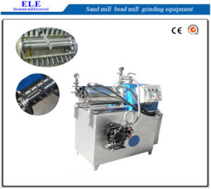 Paint Horizontal Sand Mill pictures & photos