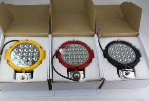 High Power 185W 9 Inch CREE LED Driving Light pictures & photos