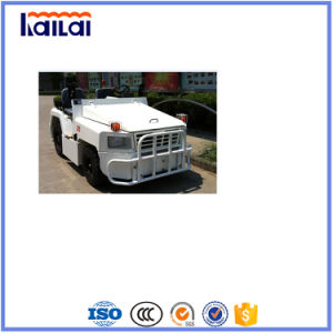 2.5 Ton Aircraft Towing Tractor Exported to Venezuela 2017 pictures & photos