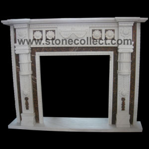 Fireplace Made of Marble pictures & photos