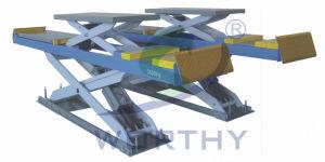 Big Hydraulic Scissor Car Lift pictures & photos