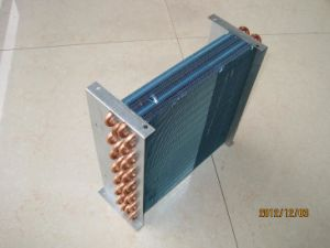 Copper Water to Air Heat Exchanger, Copper Evaporator pictures & photos