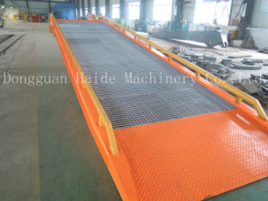 CE-Container Mobile Loading/Unloading Ramp pictures & photos