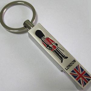 Souvenir Gift London Metal Beer Opener with Engrave Logo (F5009)