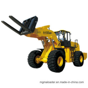 Mgm980 Special Forklift Loader 30t Front End Loader for Block