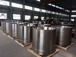 Heavy Forging Customized Alloy Steel Hollow Forgings as Drawing pictures & photos