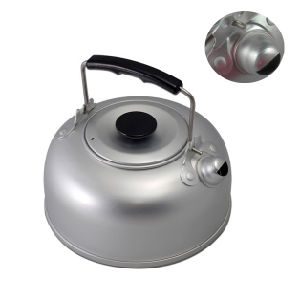 1L Camping Outdoor Aluminum Kettle pictures & photos