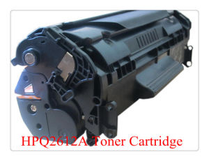 Q2612A Toner Cartridge for Use in HP1010/1012/1015/1020/1022/3015/3020/3030/3050/3052/3055 pictures & photos