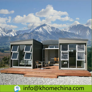 Portable Container Home for Natural Scenic Area Tourist Hotels pictures & photos