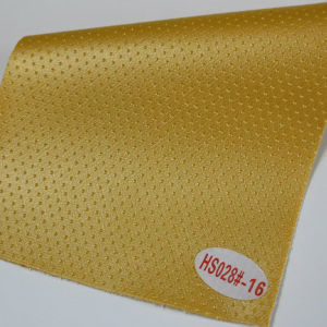 New Embossed Design Amara Synthetic Leather (HS028#) pictures & photos